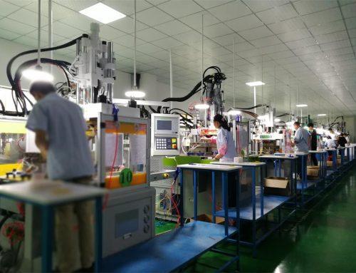 Silicone製作生產線